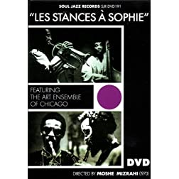 Art Ensemble Of Chicago DVD Les Stances A Sophie
