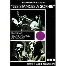 Art Ensemble Of Chicago DVD Les Stances A Sophie