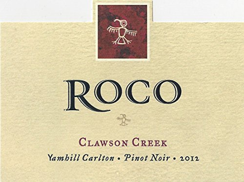 2012 Roco Winery Clawson Creek Pinot Noir 750 Ml