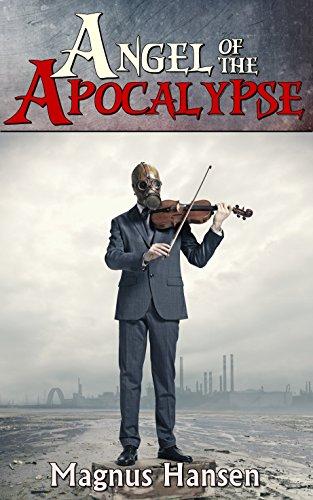 Book: Angel of the Apocalypse by Magnus Hansen