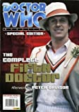 Doctor Who DOCTOR WHO MAGAZINE - SPECIAL EDITION #1 - THE COMPLETE FIFTH DOCTOR - 2002