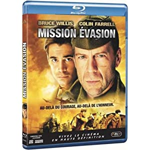 Mission évasion [Blu-ray]