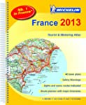 France 2013 (Michelin tourist & motor...