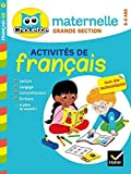 img - for Collection Chouette: Activites De Francais Gs (5/6 Ans) (French Edition) by Florence Doutremepuich (2015-01-14) book / textbook / text book