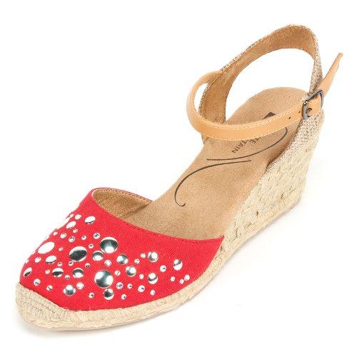 10. White Mountain Women's Solar Wedge Sandal