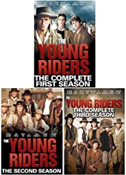 The Young Riders: The Series (Seasons 1, 2 & 3) - 14 DVD Collector\'s Edition