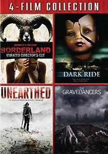 amazoncom 4film collection borderland dark ride