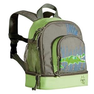 Lassig Crocodile Mini Backpack