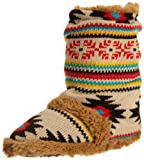 Muk Luks Womens Daphne Slipper Boot