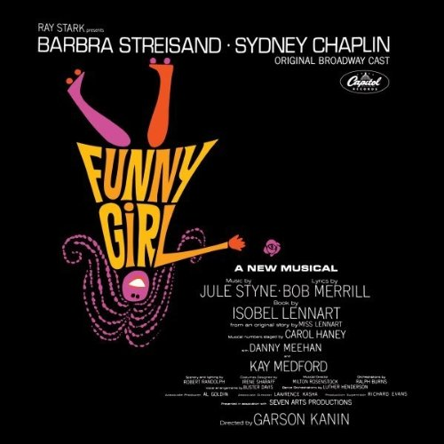 Funny Girl 50Th CD 0602537699629