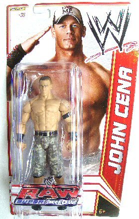Imagen de WWE John Cena la figura de la serie 18