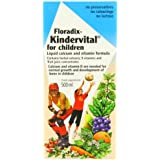 Floradix Kindervital Original Formula Childrens Liquid Multivitamin 500ml