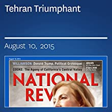 Tehran Triumphant (       UNABRIDGED) by Elliot Abrams Narrated by Mark Ashby