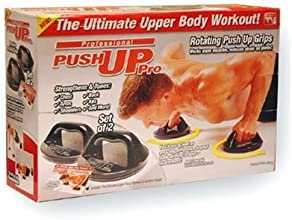 Country Club Push Up Pro Body Workout Abs Chest Fitness Kit Grips