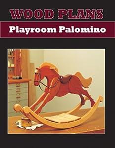palomino rocking horse woodworking plan