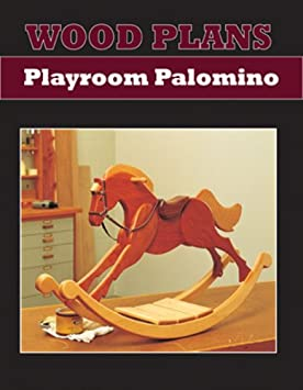 palomino rocking horse woodworking plan