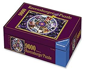 Ravensburger - El zodiaco, puzzle 9000 piezas (17805 6)