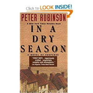 In a Dry Season (Inspector Banks Novels) Peter Robinson