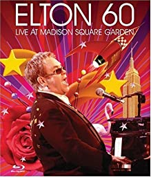 Elton John: Elton 60 - Live At Madison Square Garden [Blu-ray]