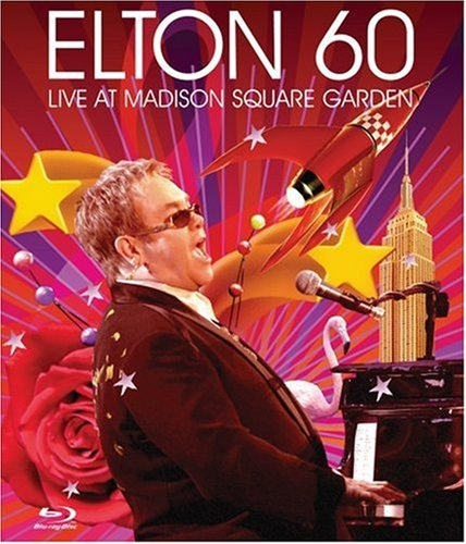 Elton John - Live From Madison Square Garden - Zortam Music