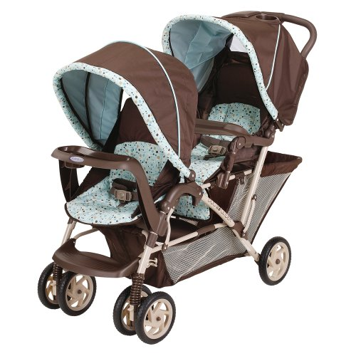 Double Strollers Twins Graco Duoglider Stroller