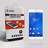 Ultimate Shield Premium Tempered Glass Screen Protector for Sony Xperia Z3