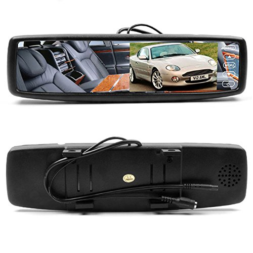 "E-Prance 4.3"" Screen Car Vehicle Rear View Mirror For Vcd/Dvd/Backup Camera+Support V1/V2,Pal/Ntsc front-913980"