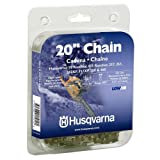 Husqvarna 531300441 20-Inch H80-72 (72V) Saw Chain, 3/8-Inch by .050-Inch