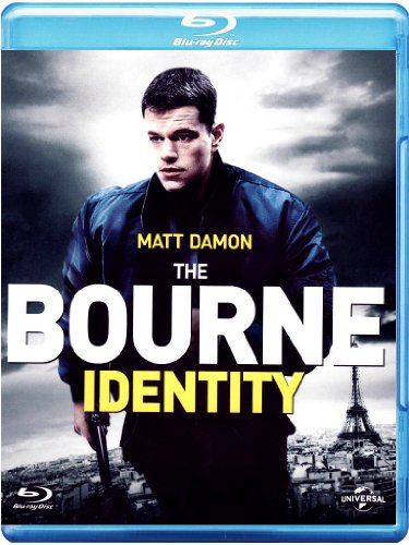 The Bourne identity [Blu-ray] [IT Import]