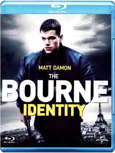 The Bourne identity [Blu-ray] [IT Import]