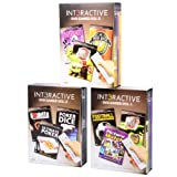 Interactive Games 9 DVD set; including Pub Quiz, Picture Match, Poker, Penalty Shoot Out and more..