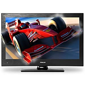Finlux 26F7030 26 Inch Widescreen Full HD 3D LED TV with Freeview & PVR Black