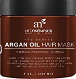 Art Naturals Argan Oil Hair Mask, Deep Conditioner 8 Oz, 100%...
