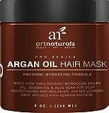 Art Naturals Argan Oil Hair Mask, Deep Conditioner 8 Oz, 100%...