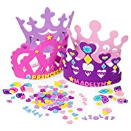 Fun Express Princess Tiara Crown Craf…