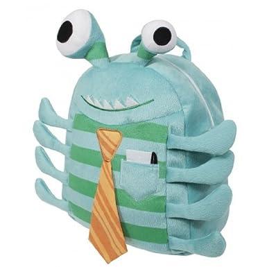 Laid Back Kids Dr. Goo Plush Monster Backpack