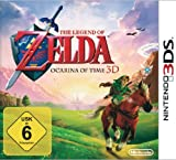 Nintendo 3DS The Legend of Zelda Ocarina of Time 3D