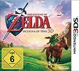 The Legend of Zelda: Ocarina of Time 3D - [Nintendo 3DS]