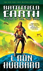 Battlefield Earth, New York Times Best Seller and One of the Best Science Fiction Books of all Time