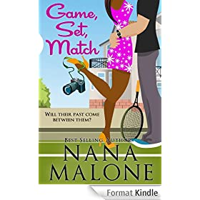 Game, Set, Match (A Humorous Contemporary Romance) (Love Match Book 1) (English Edition)