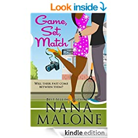 Game, Set, Match (A Humorous Contemporary Romance) (Love Match Book 1)