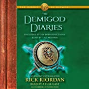 The Heroes of Olympus: The Demigod Diaries | [Rick Riordan]
