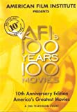 AFI's 100 Years 100 Movies 10th Anniversary Edition