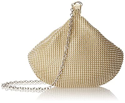 La Regale Flexible Ball Mesh Clutch