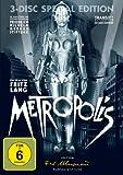 Metropolis (3 Discs, Special Edition)