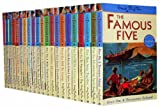 Enid Blyton Enid Blyton Famous Five Series 21 Books Set (1 To 21) New RRP: £ 104.79,Five on Treasure Island, Five Go Adventuring Again, Five Run Away Together, Five Go to Smuggler's Top, Five Go Off in A Caravan, (Famous Five)