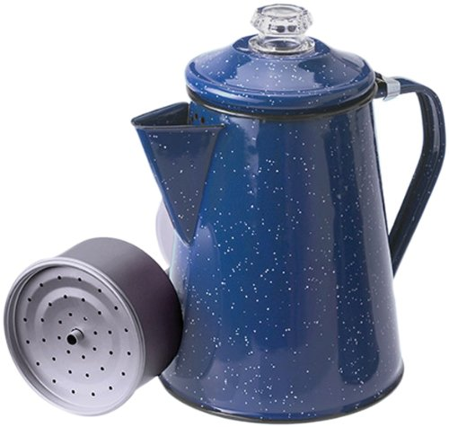GSI Outdoors 15154 8 Cup Blue Enameled Steel