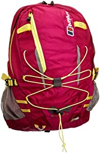 Berghaus Remote II 25 Rucsac - Pink Bomb/Yellow Dusk, One Size (Old Version)