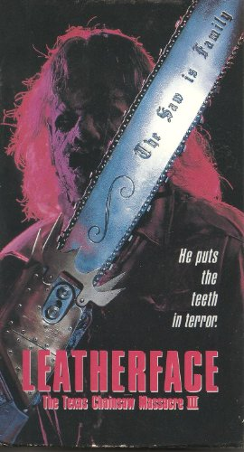 Leatherface [VHS] [Import]