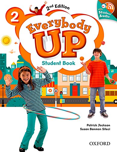 Everybody Up! 2nd Edition 2. Student's Book with CD Pack